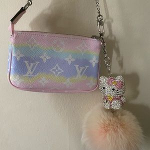 AUTHENTIC Louis Vuitton Escale Mini Pochette